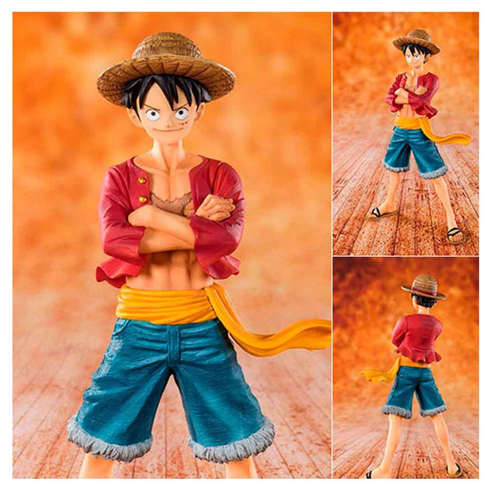 FIGUARTS ZERO ONE PIECE MONKEY D. LUFFY Bandai