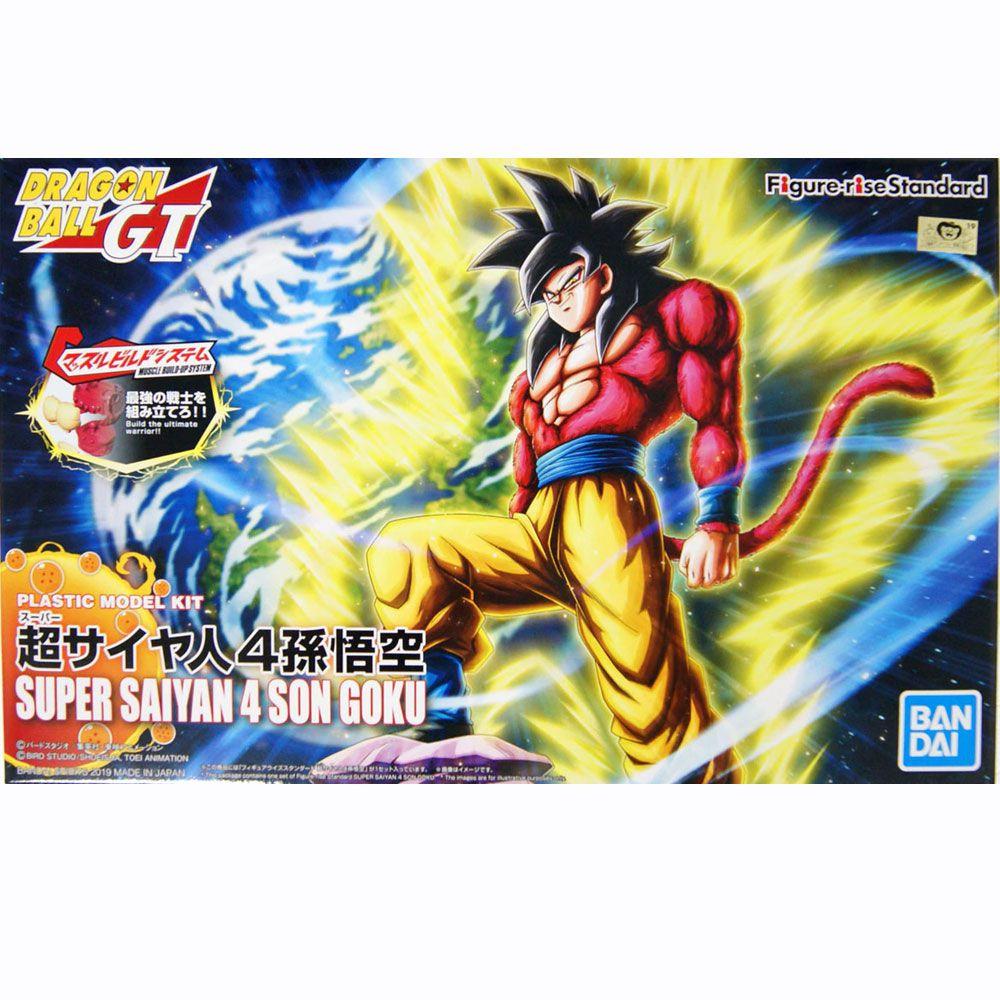 Figure-Rise Son Goku Super Saiyan 4 Dragon Ball Model Kit