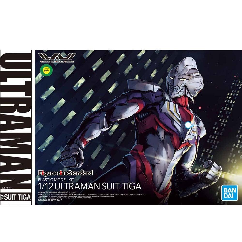 FIGURE RISE Ultraman Suit Tiga MODEL KIT