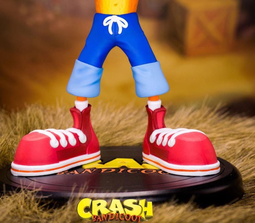 First4figures Crash Bandicoot PS4 FIGURE 9 Action Figure