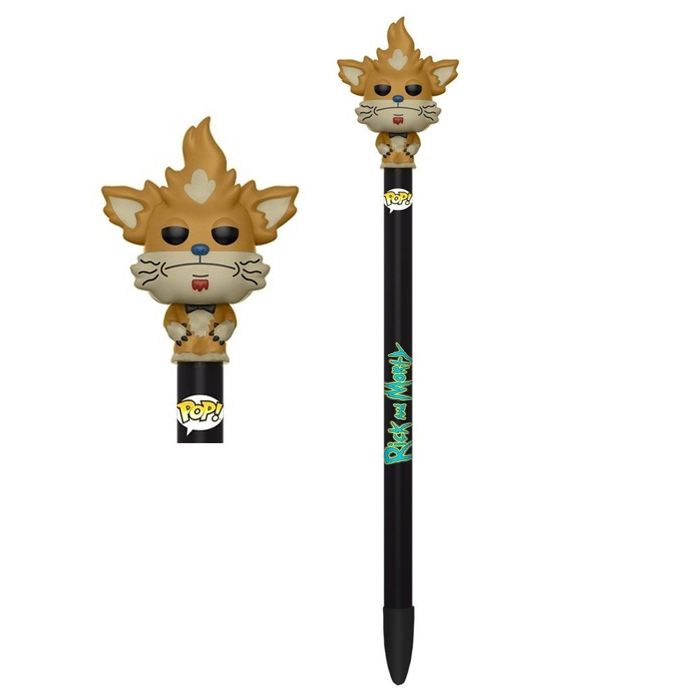 FUNKO PEN CANETA RICK AND MORTY SQUANCHY