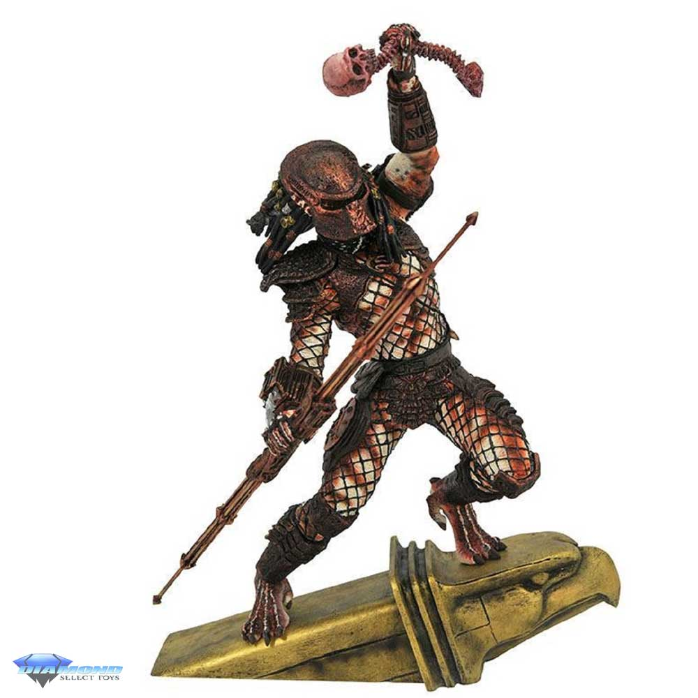 Gallery Predator 2 Hunter PVC Statue