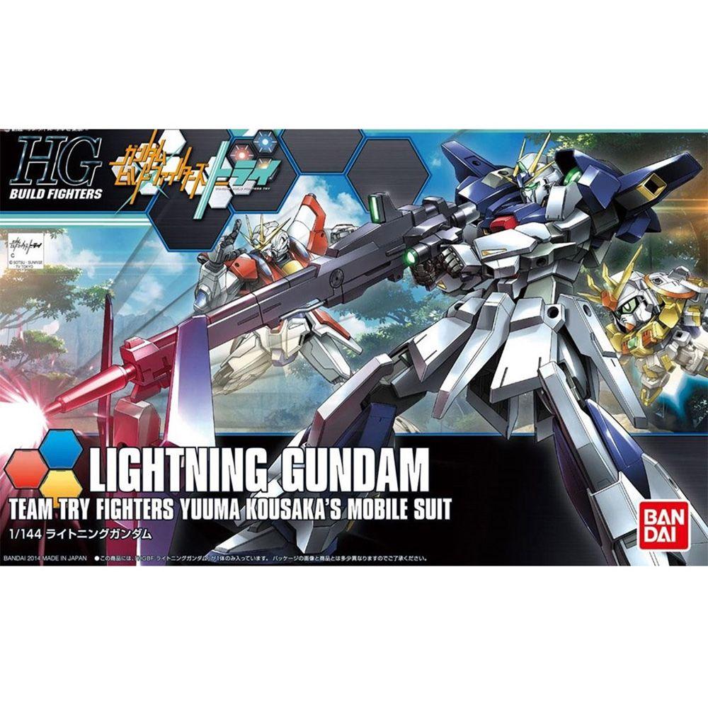 GUNDAM #020 1/144 LIGHTINING GUNDAM