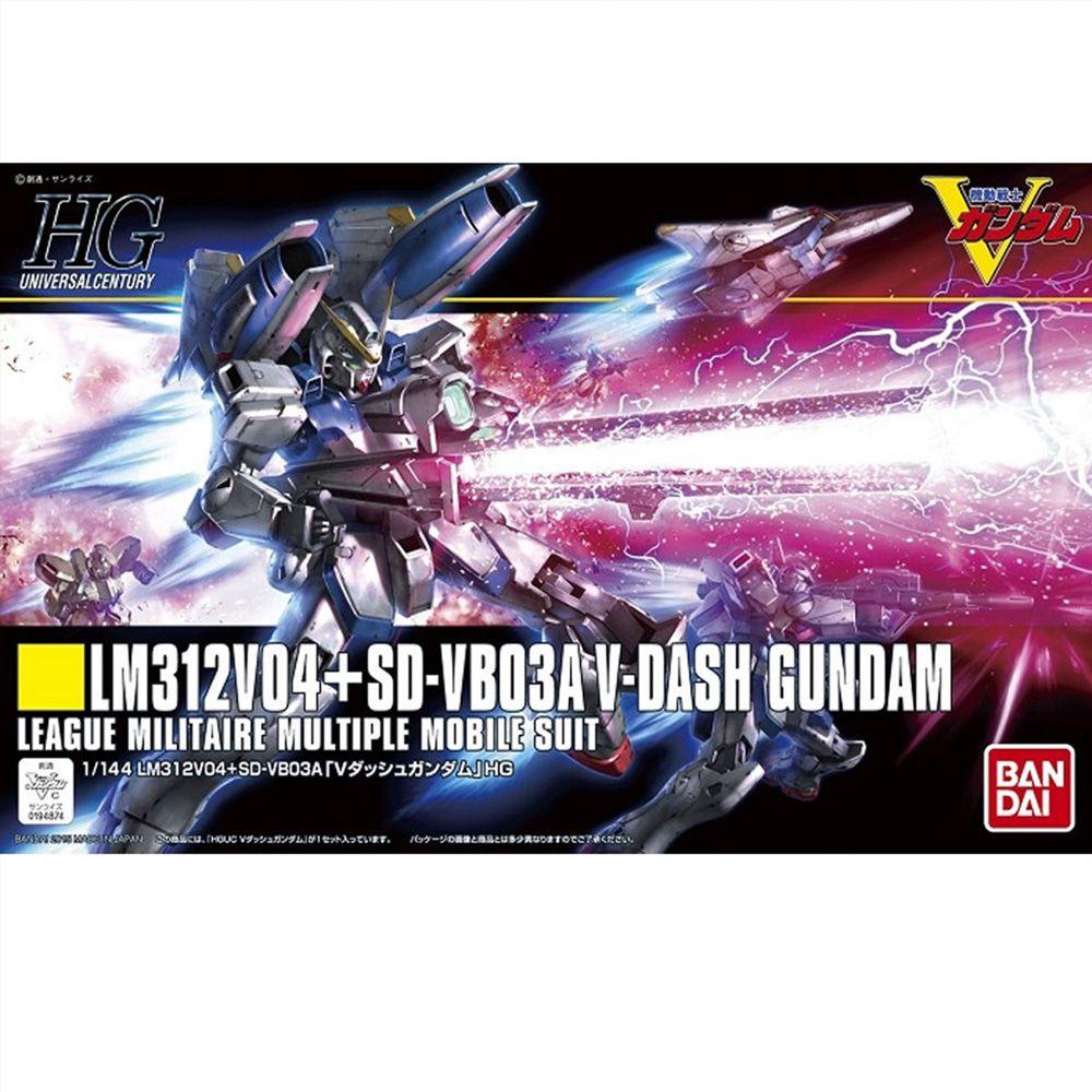 GUNDAM 1/144 HG #188 V-DASH