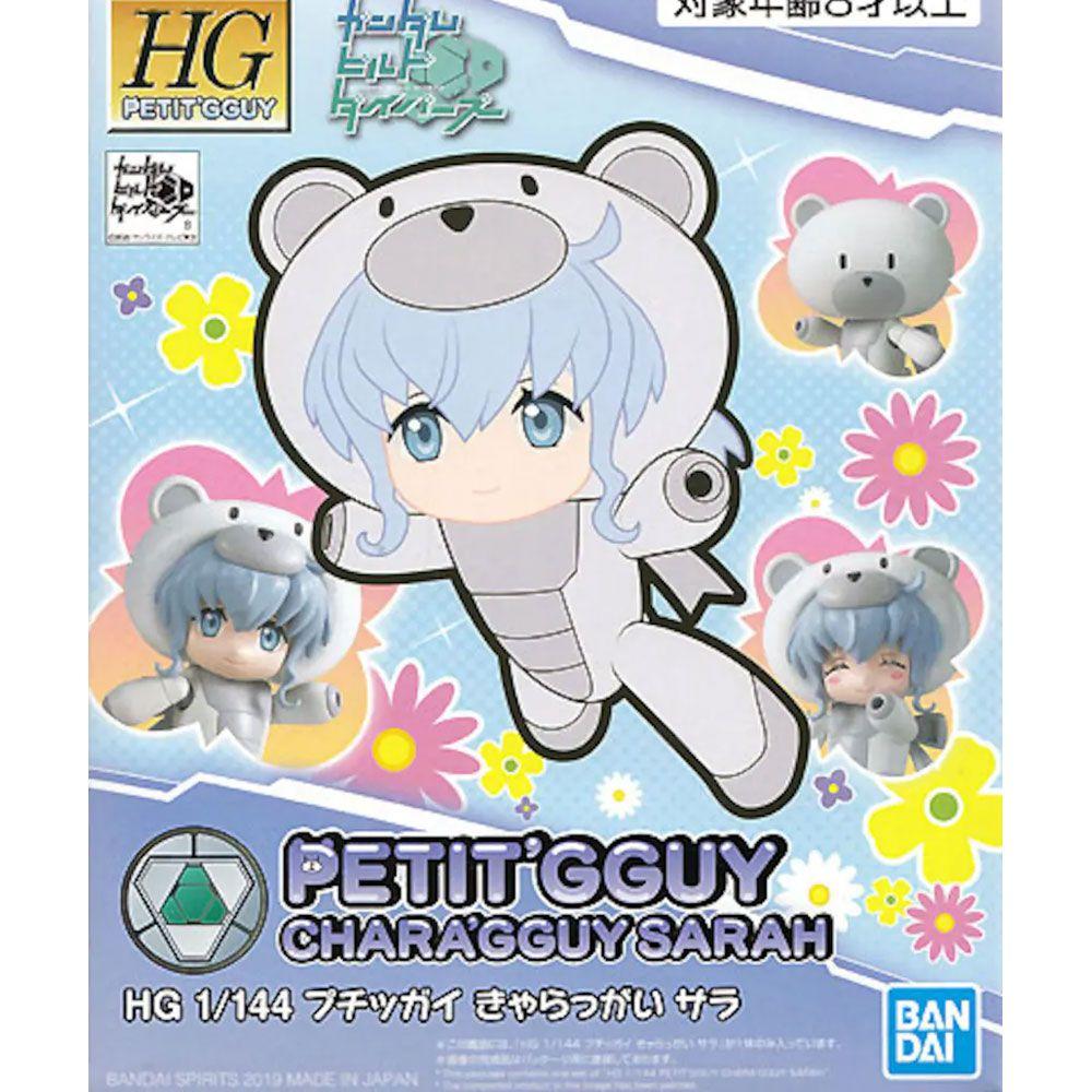 Gundam 1/144 HG Build Divers #22 Petit'gguy Chara'gguy Sarah