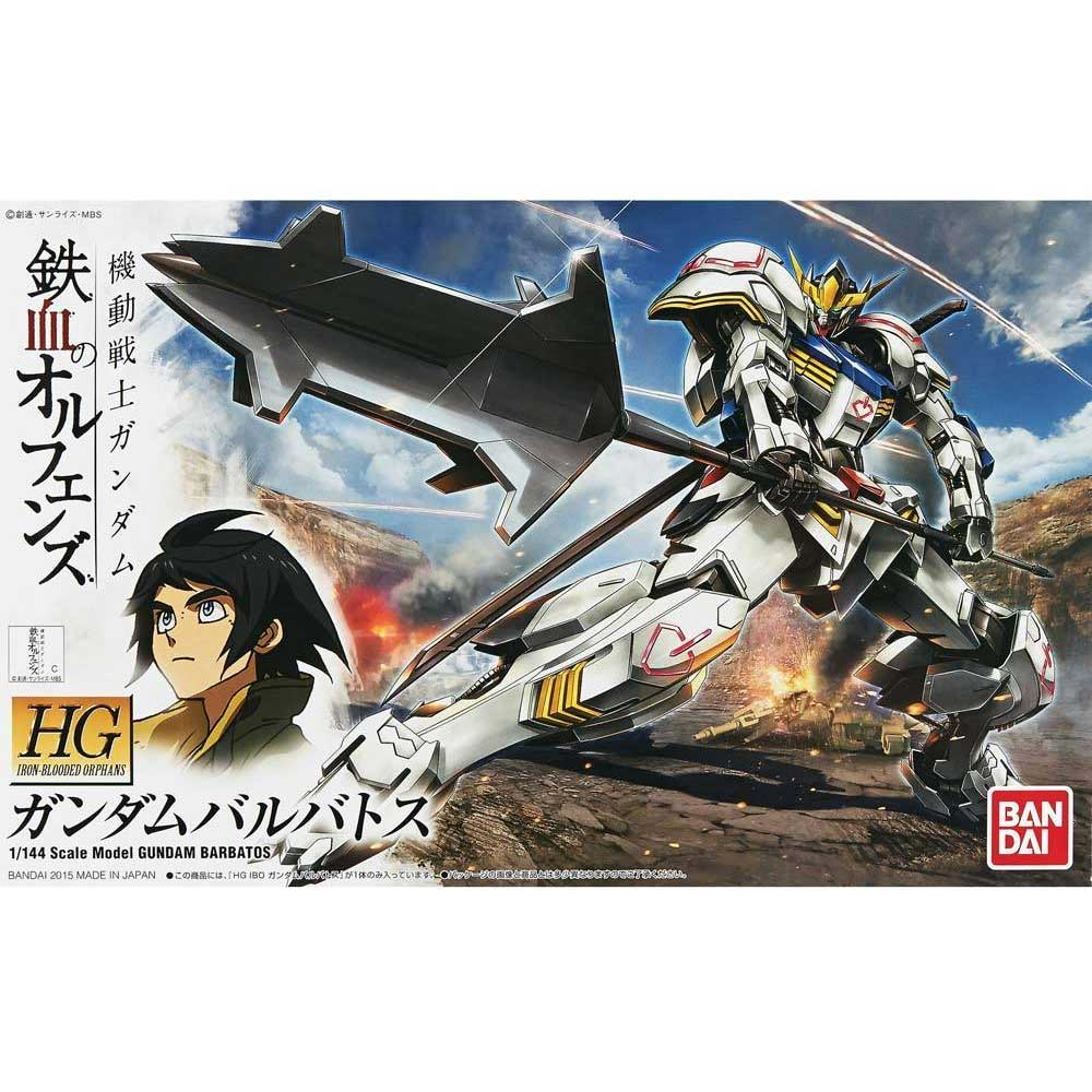 Gundam HG #001 Barbatos 1/144