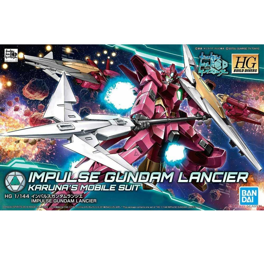 Gundam HG #018 Impulse Lancier  1/144