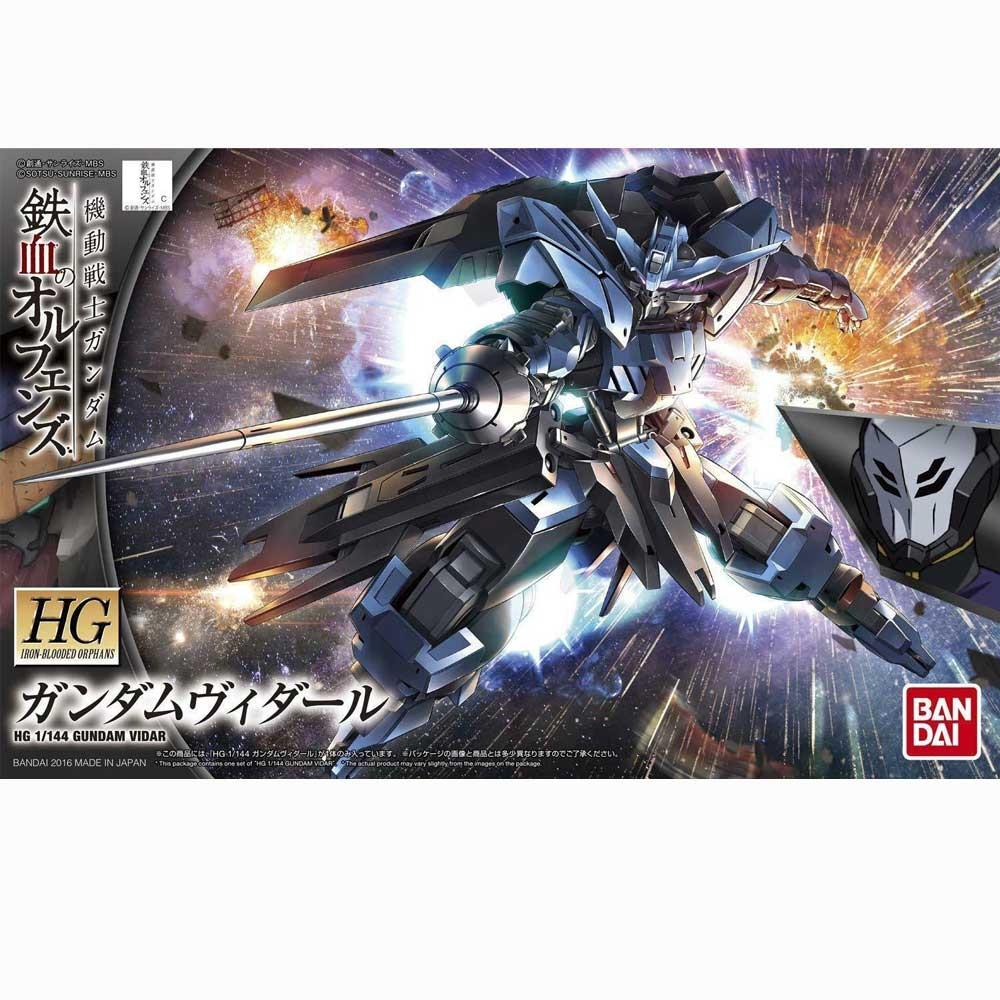 Gundam HG #027 Vidar 1/144