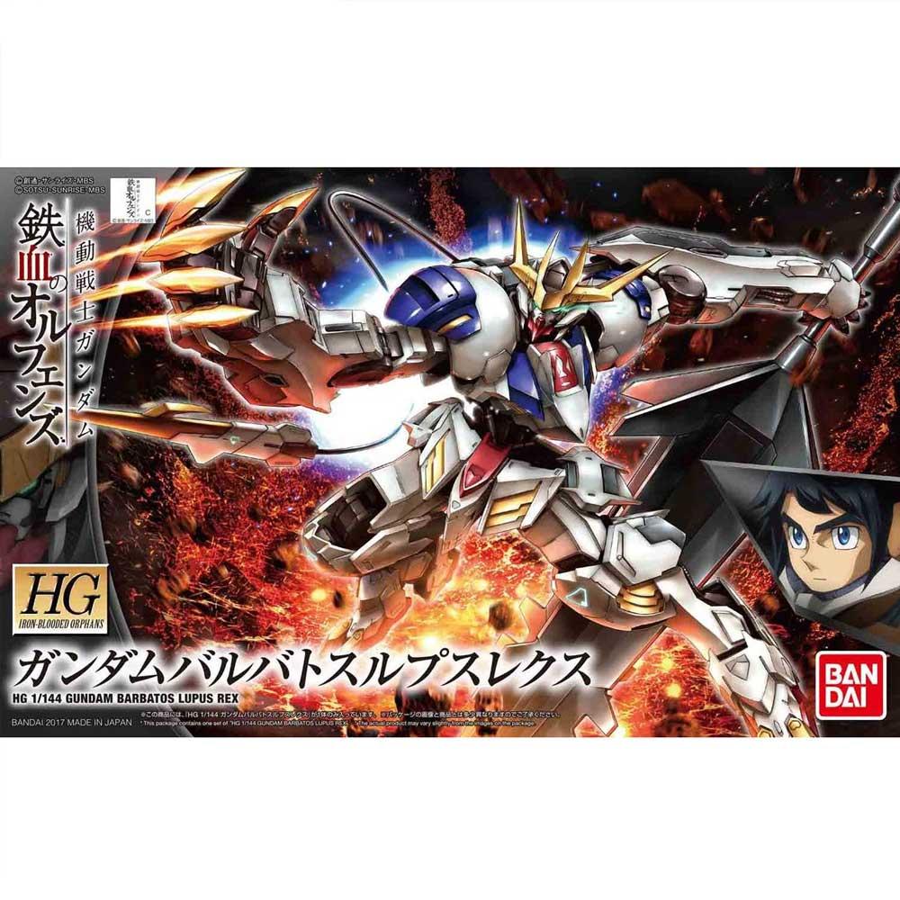 Gundam HG #033 Barbatos Lupus Rex 1/144