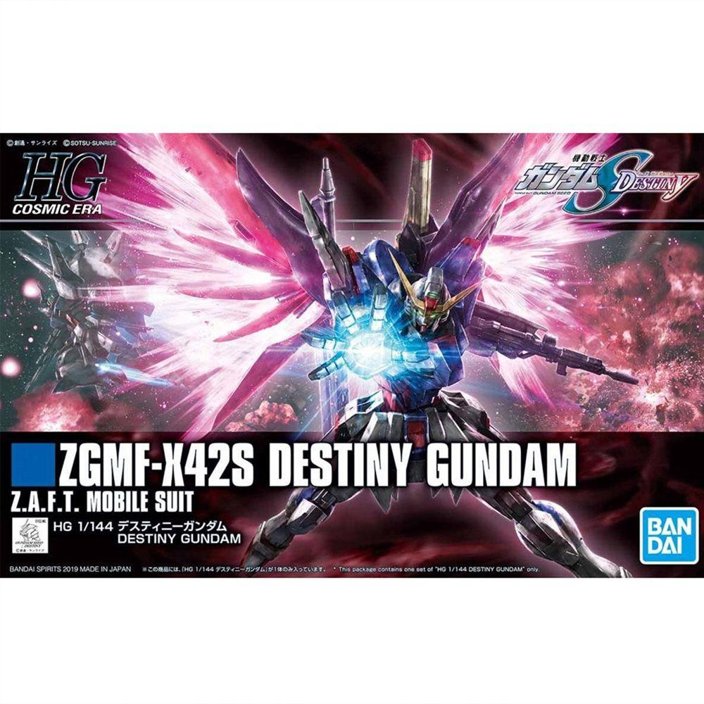 GUNDAM HG #224 GUNDAM HG ZGMF-X42S DESTINY