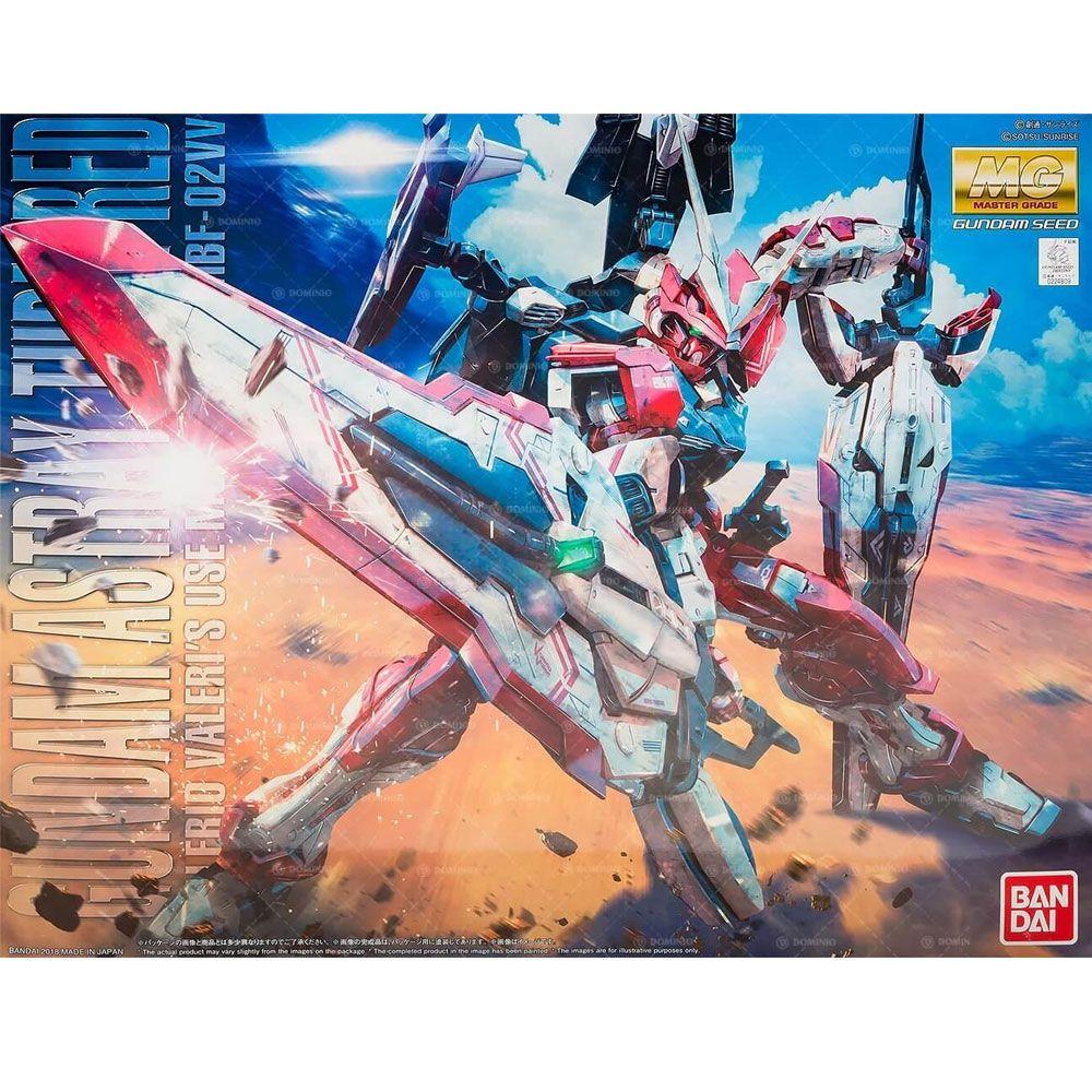 Gundam MG Astray Turn Red Astray MBF-02VV MG 1/100