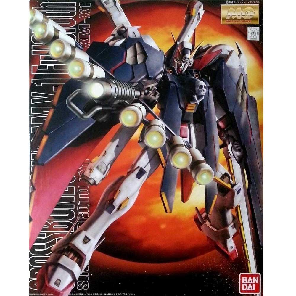 Gundam MG Crossbone X1-Full Cloth  1/100
