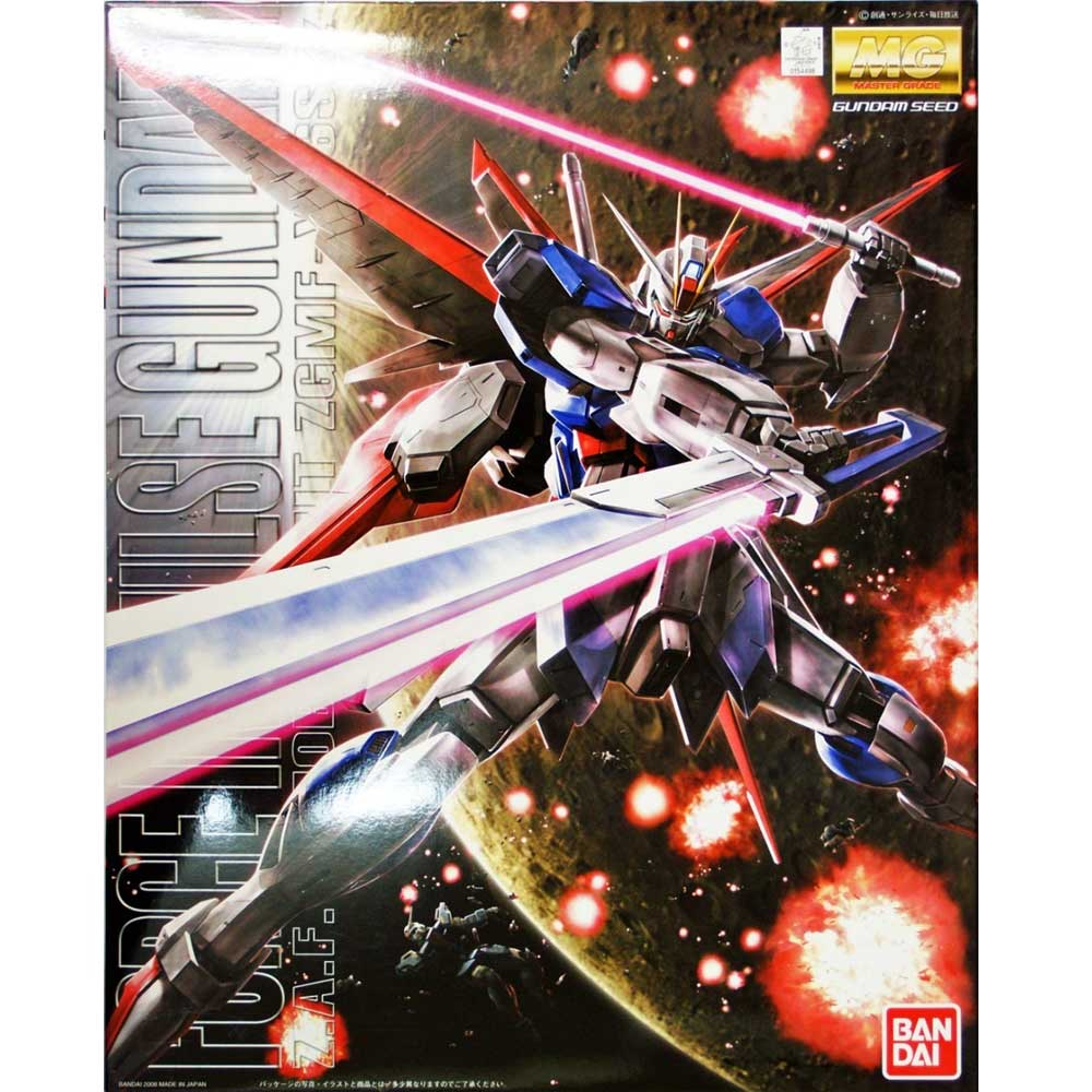 Gundam MG Force Impulse 1/100