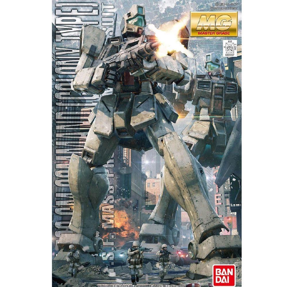 Gundam MG GM Command (Colony Type) Bandai Model Kit 1/100