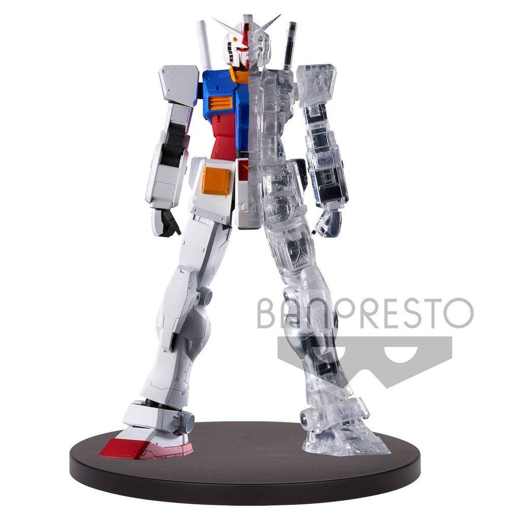 Gundam RX-78-2 Internal Structure Mobile Suit  Banpresto