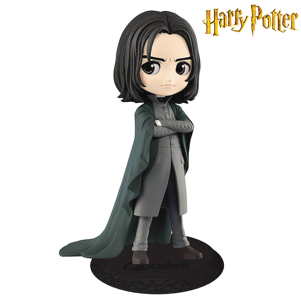Harry Potter Q posket Severus Snape light color BANPRESTO