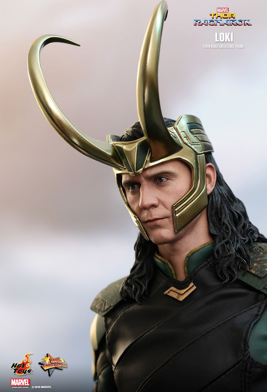 Hot Toys 1/6 Thor Ragnarok Loki MMS472