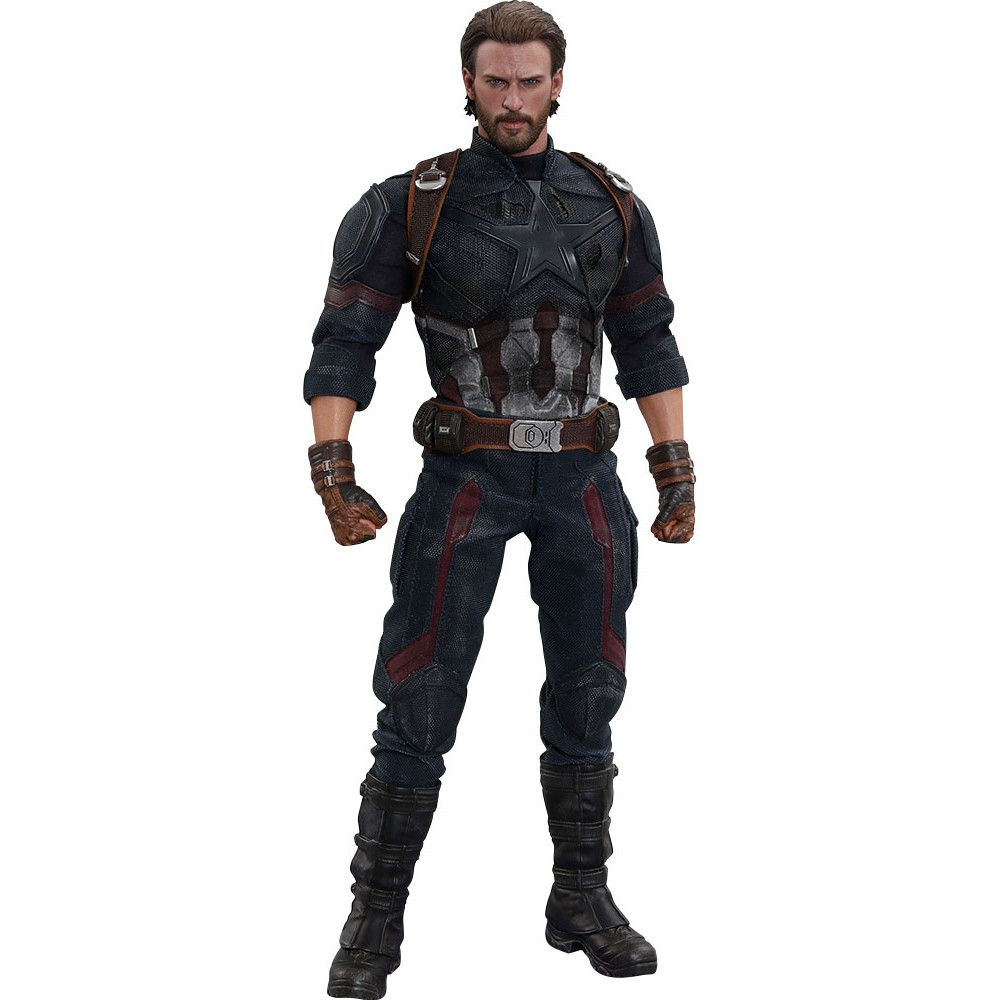 HOT TOYS CAPTAIN AMERICA INFINITY WAR MMS480