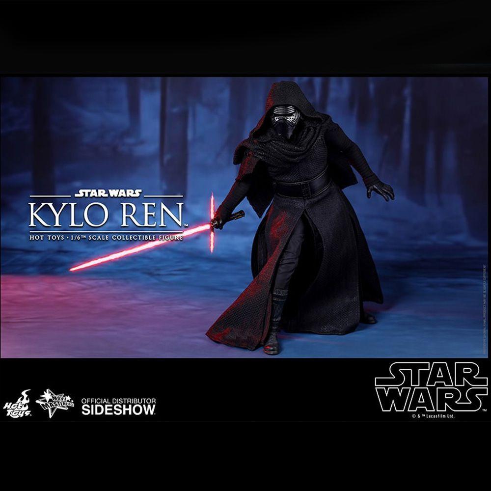 Hot Toys Kylo Ren MMS320 STAR WARS: THE FORCE AWAKENS