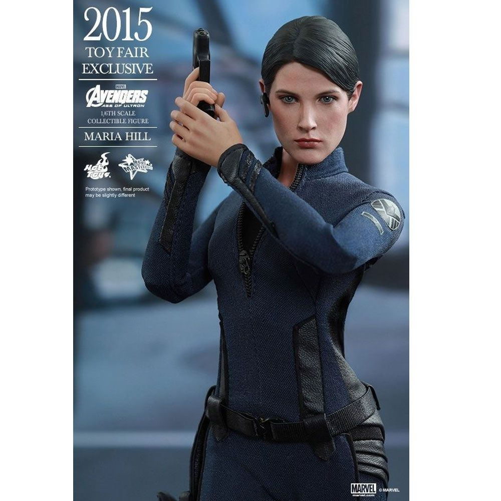 HOT TOYS MARIA HILL MMS305