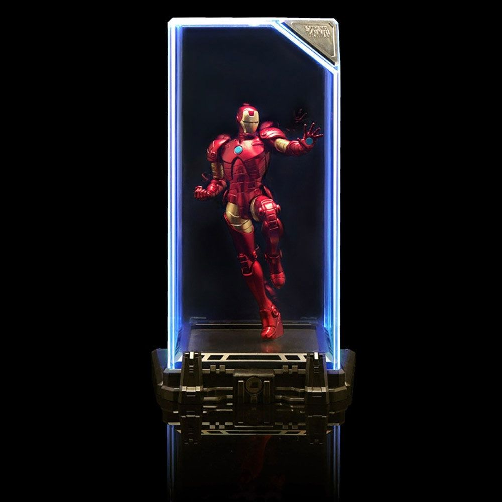 Iron Man Super Hero Illuminate Gallery