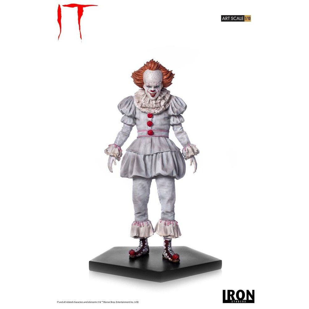 IRON STUDIOS PENNYWISE ART SCALE 1/10