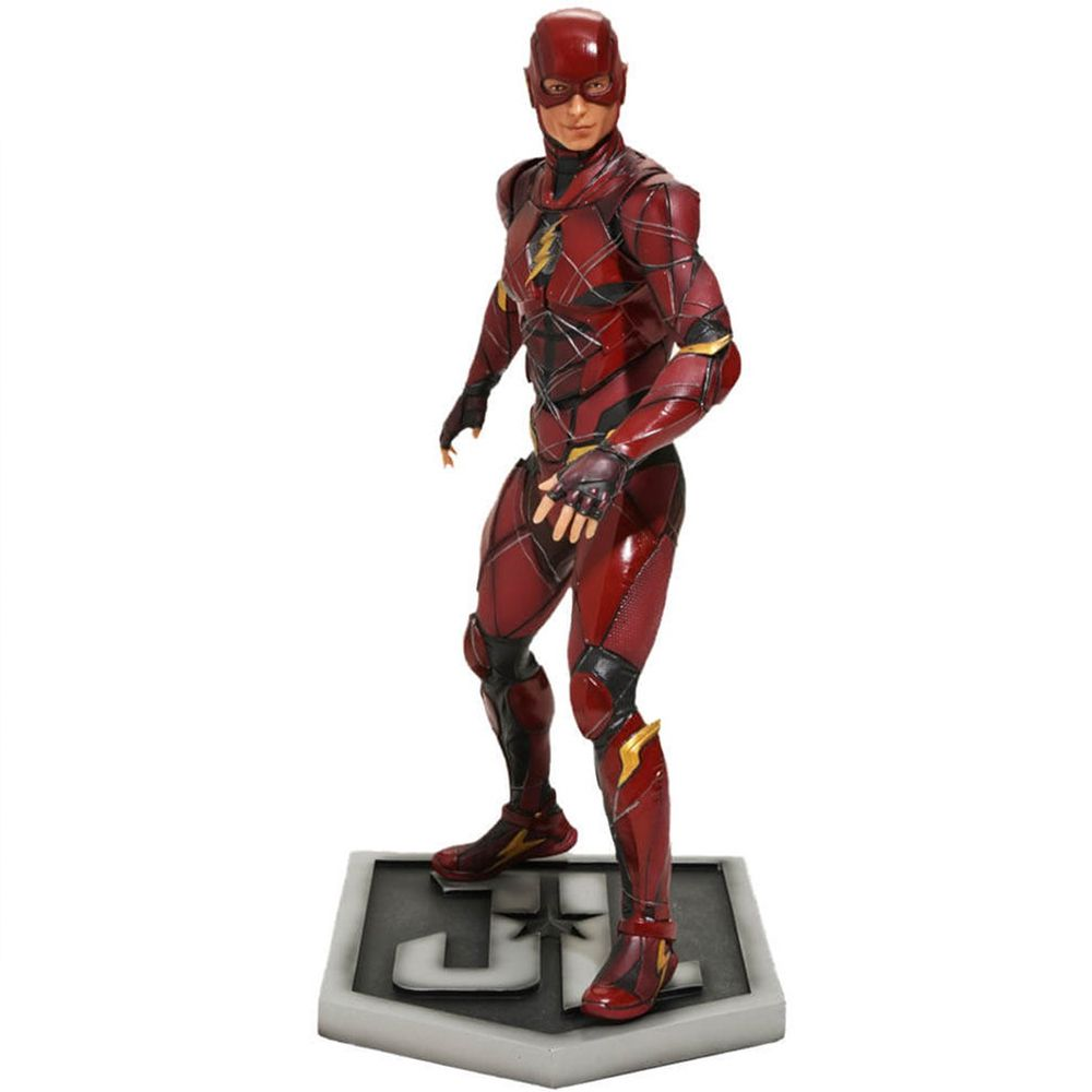 Justice League The Flash - Statue