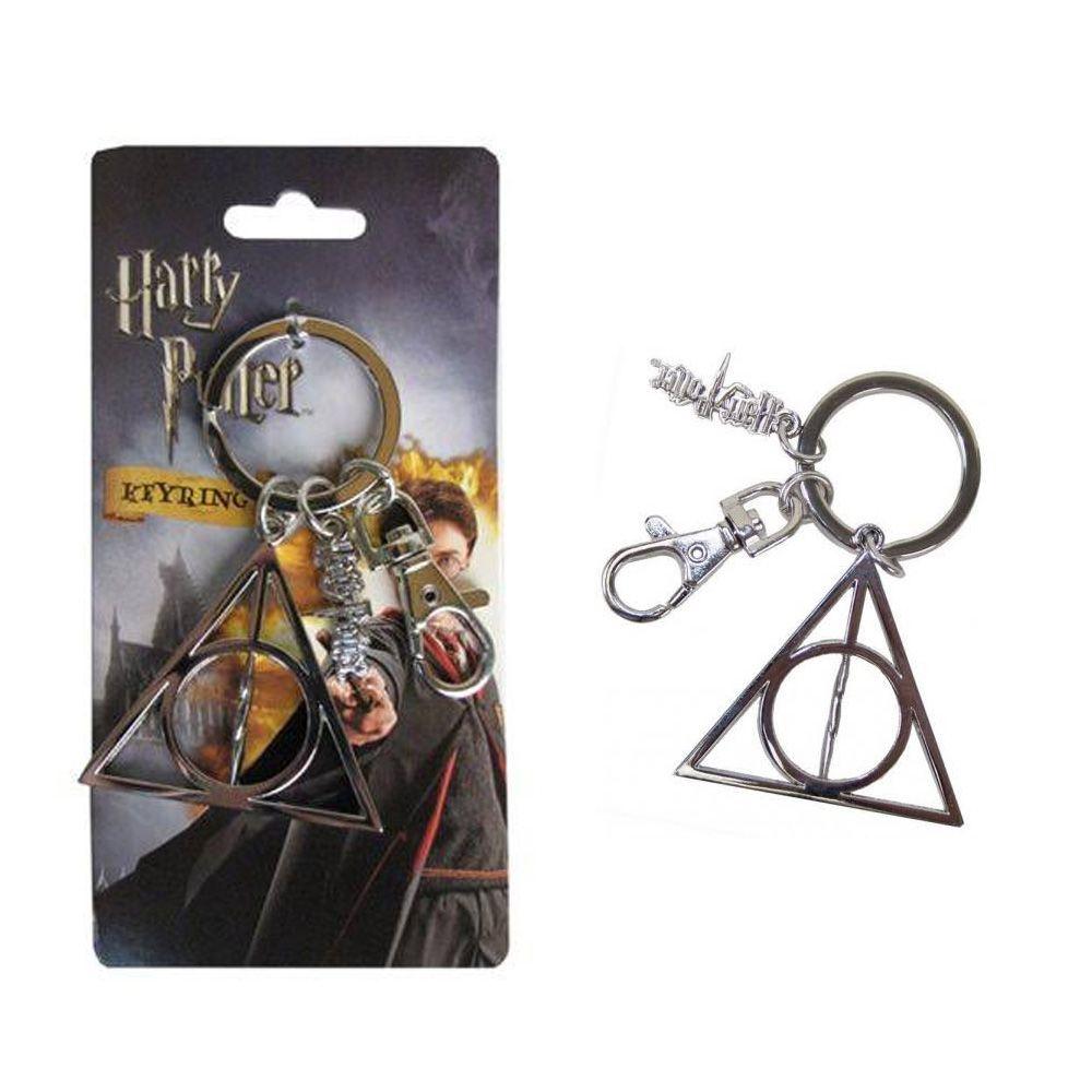 Keychain Harry Potter Deathly Hallows Relíquias da morte