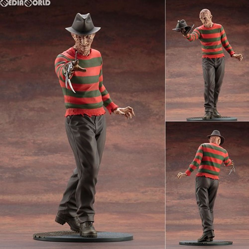 KOTOBUKIYA A Nightmare on Elm Street 4 Dream Master Freddy Krueger - ArtFX Statue