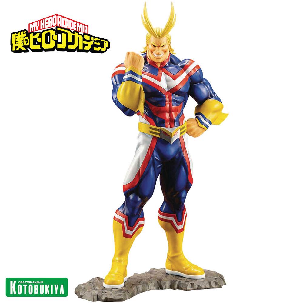 Kotobukiya All Might My Hero Academy ArtFx