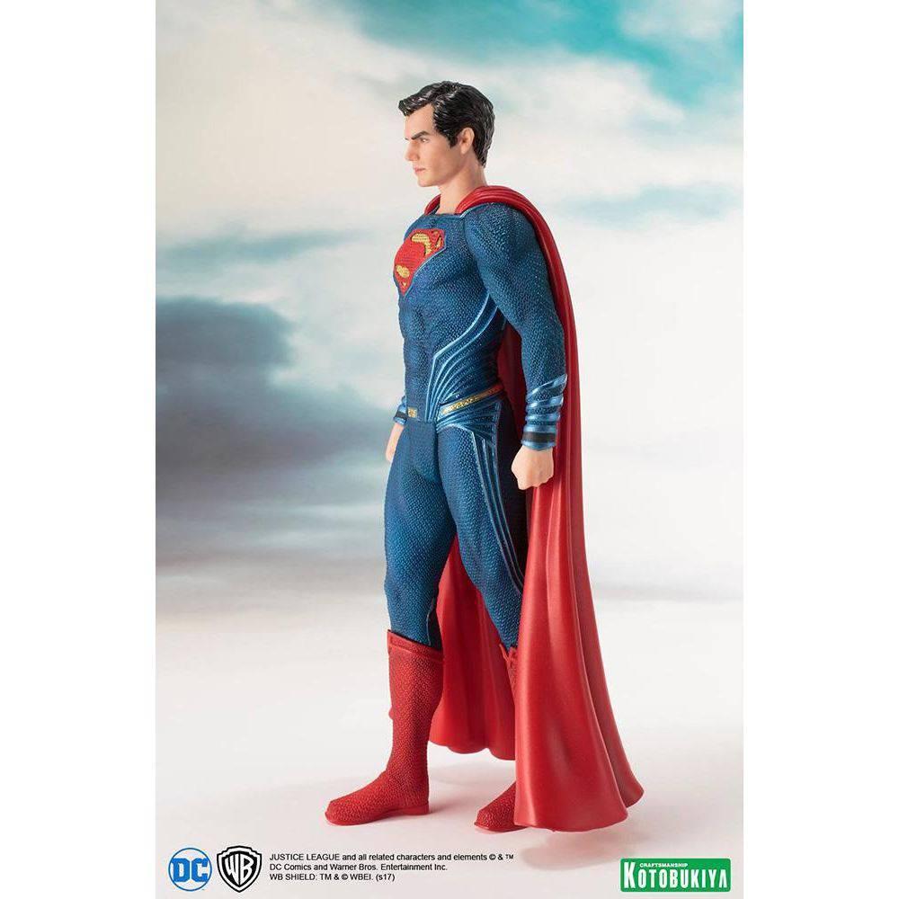 KOTOBUKIYA JUSTICE LEAGUE ARTFX+ SUPERMAN