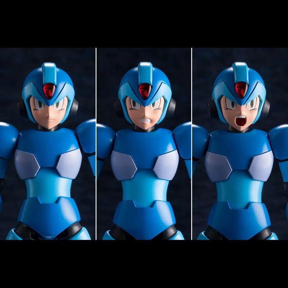 KOTOBUKIYA MEGAMAN X 1/12 Scale Full Action Model MEGA MAN