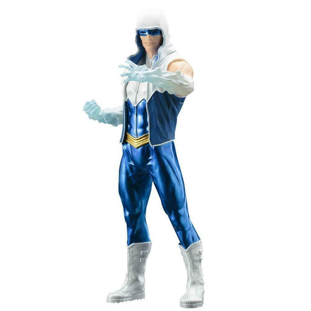 KOTOBUKIYA NEW 52 CAPTAIN COLD