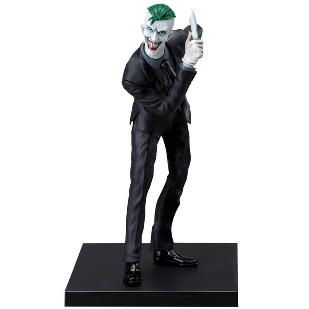 KOTOBUKIYA NEW 52 THE JOKER BATMAN