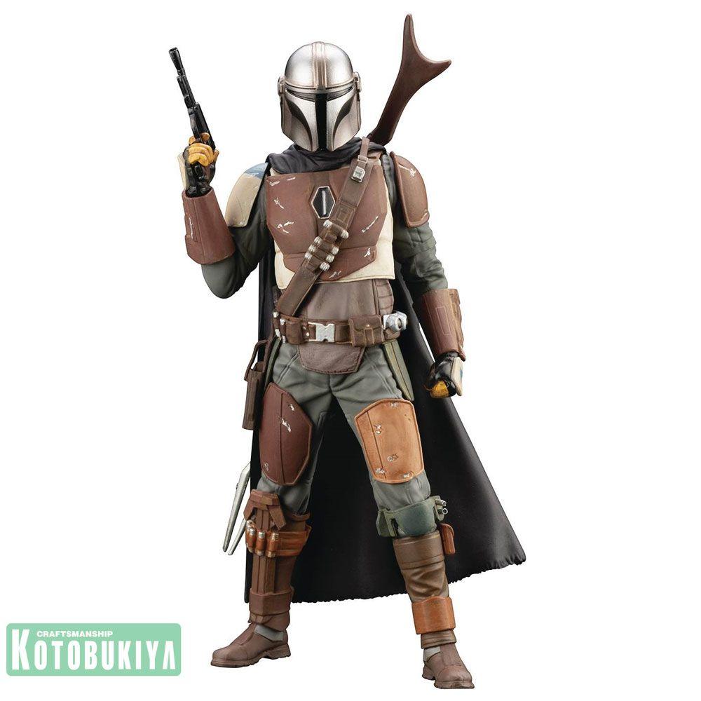 Kotobukiya Star Wars Mandalorian ARTFX