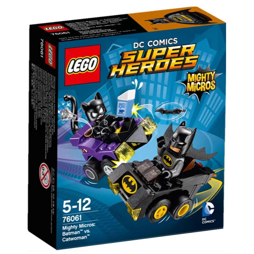 Lego 76061 Super heroes Batman