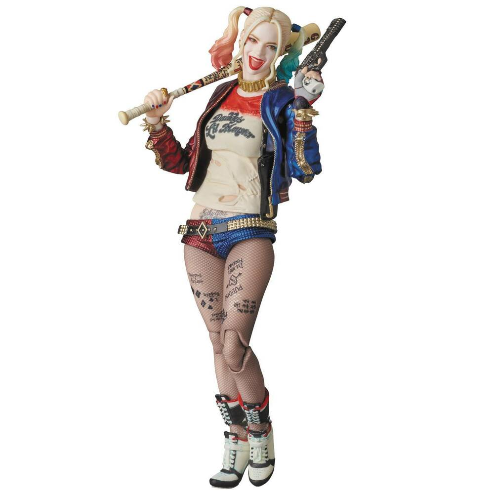 MAFEX 033 HARLEY QUINN SUICIDE SQUAD