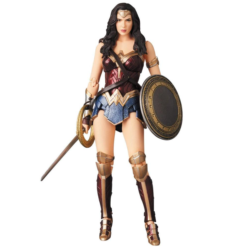 MAFEX 060 WONDER WOMAN JUSTICE LEAGUE
