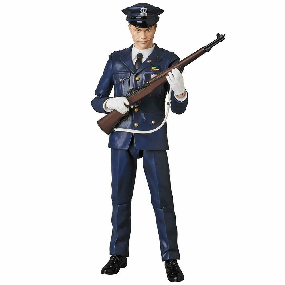 MAFEX 062 JOKER POLICE BATMAN TDK