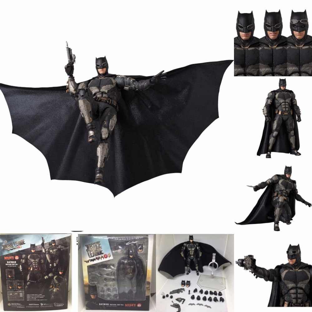 MAFEX 064 BATMAN TACTICAL SUIT VERS.