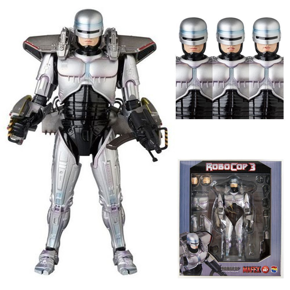 MAFEX 087 ROBOCOP 3 ACTION FIGURE