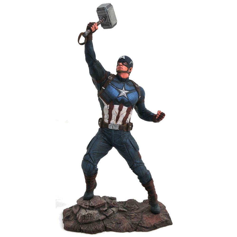 Marvel Gallery Avengers Endgame Captain America DIAMOND TOYS