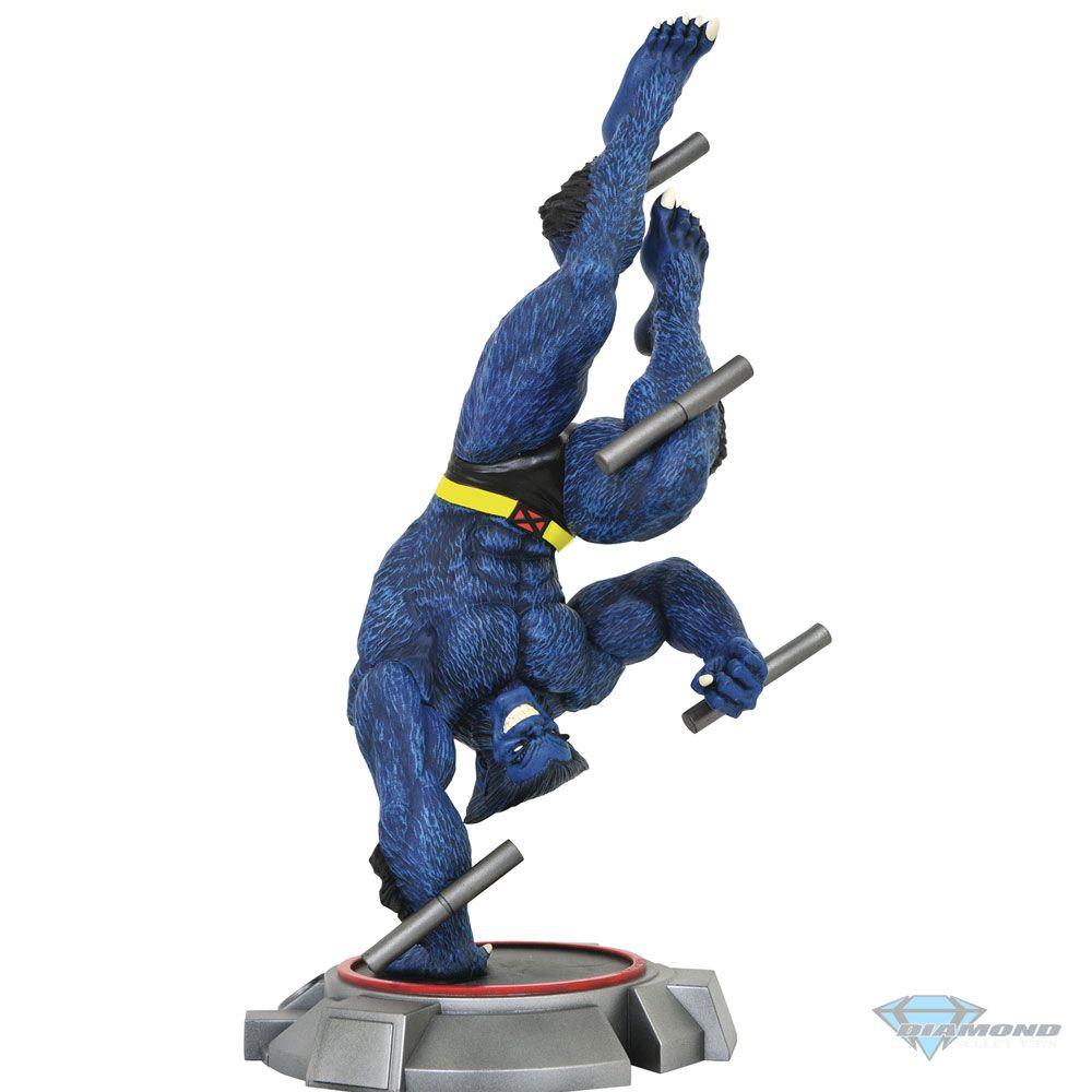 Marvel Gallery DIORAMA Beast Comic X-MEN