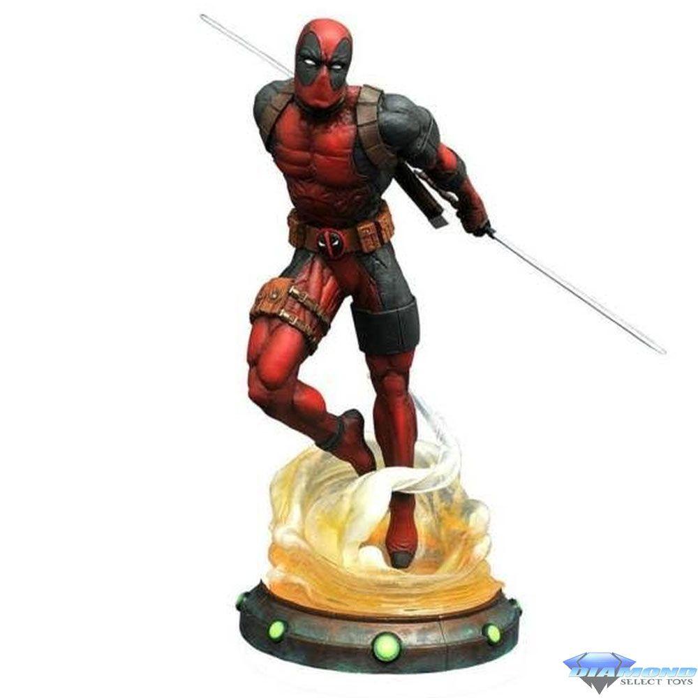 Marvel Gallery Diorama Deadpool Statue DIAMOND TOYS
