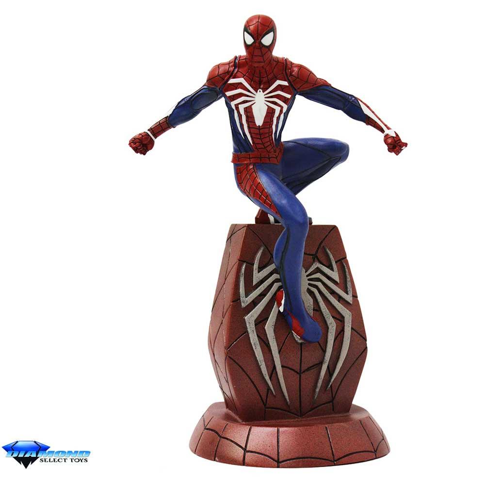 Marvel Gallery Spider Man GAMEVERSE DIAMOND TOYS DIORAMA