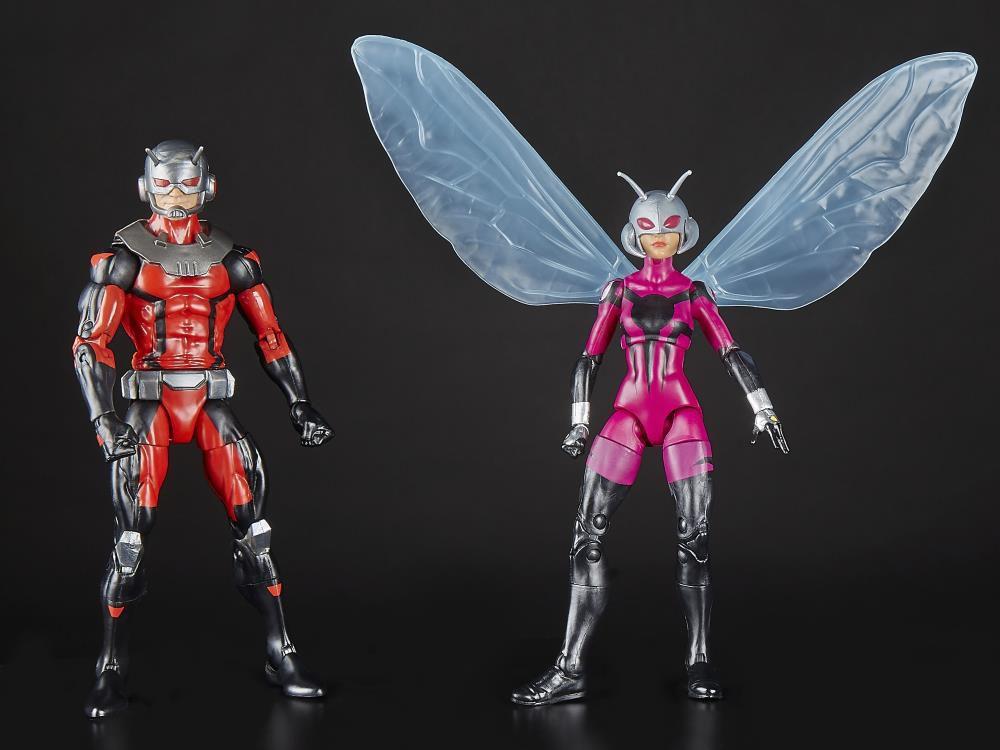 MARVEL LEGENDS ANT MAN AND STINGER