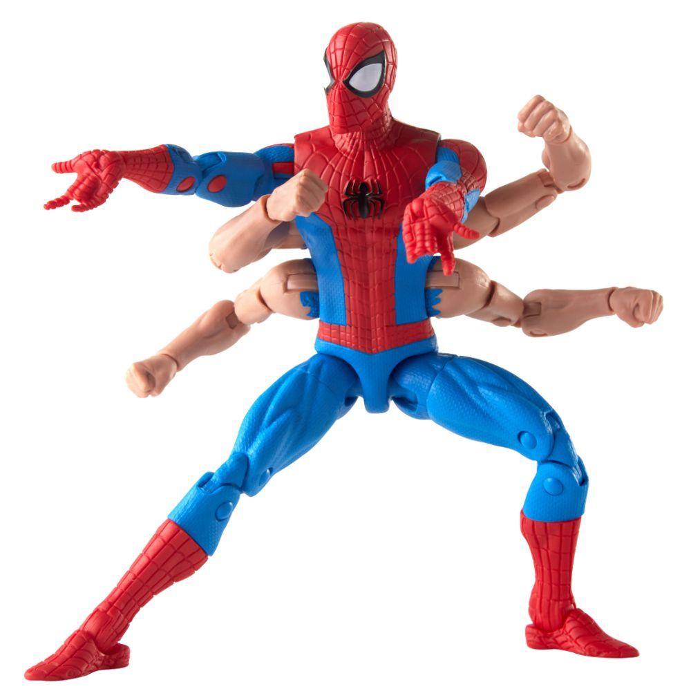MARVEL LEGENDS BAF KINGPIN SPIDER MAN