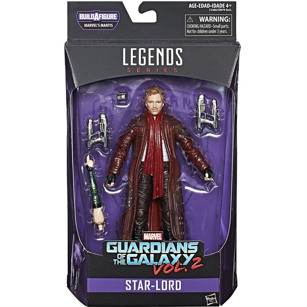 MARVEL LEGENDS GOG2 - BAF MANTIS - STAR LORD