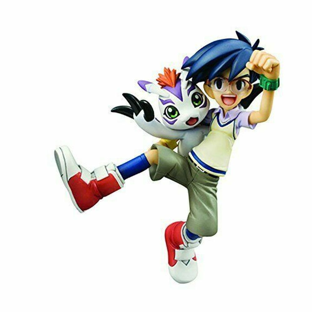 MEGAHOUSE DIGIMON G.E.M. JOE KIDO E GOMAMON