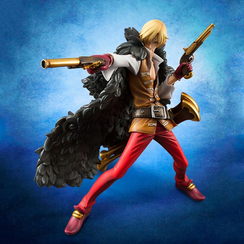 MEGAHOUSE EXCELLENT MODEL POP EDITION Z SANJI One Piece